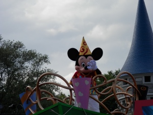A Royal Day at Magic Kingdom