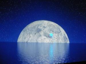 Burke Baker Planetarium, Dark Side of the Moon