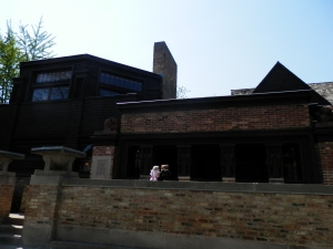 Frank Lloyd Wright Studio, Oak Park