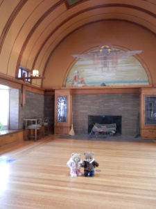 Frank Lloyd Wright Home, Playroom, Oak Park