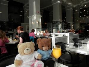 Atwood Restaurant, Hotel Burnham