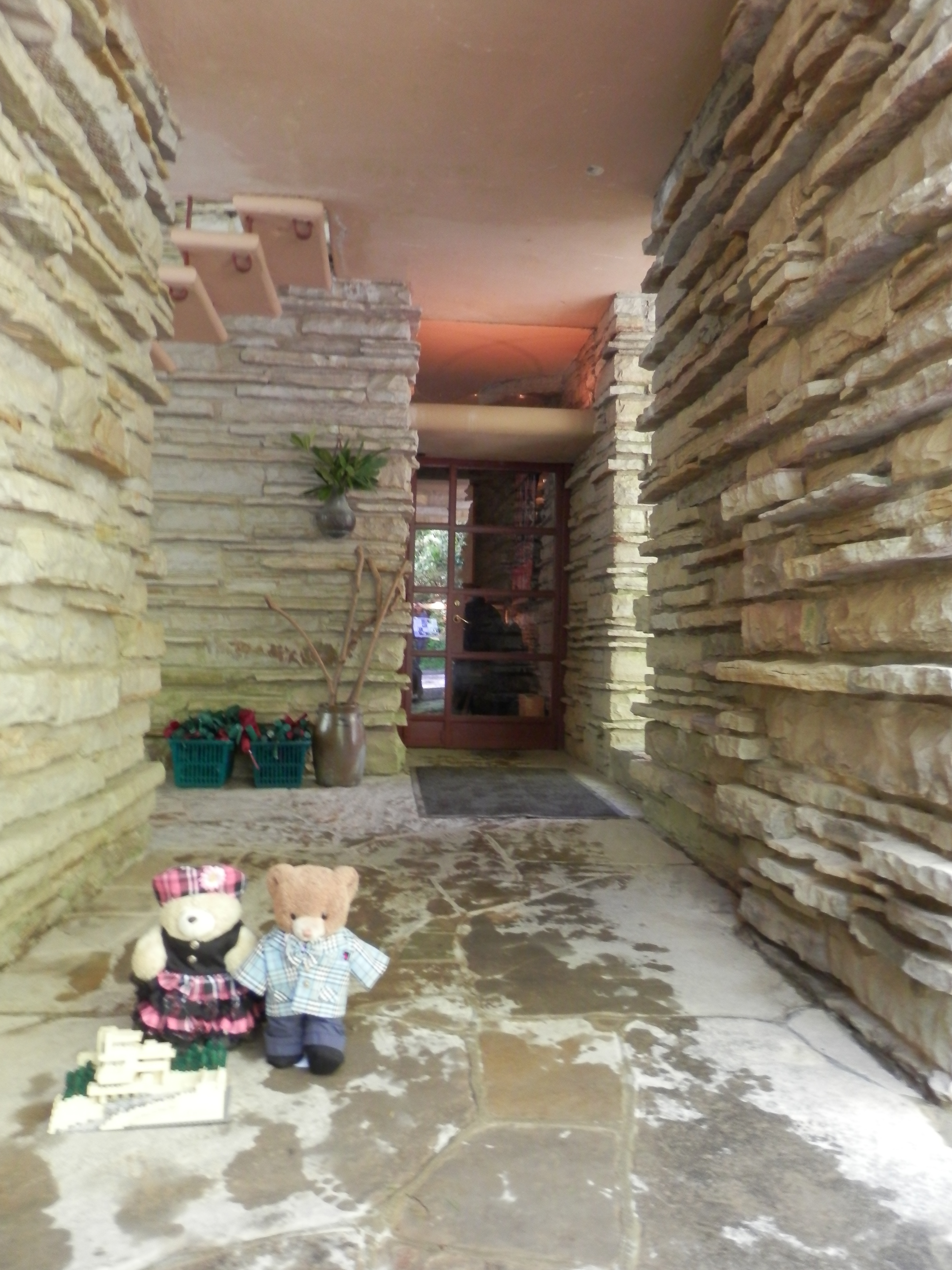 How Long To Tour Fallingwater