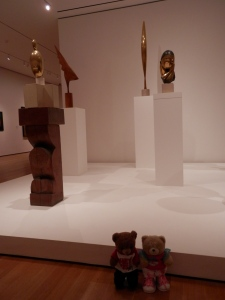 MoMA Brâncuși Collection