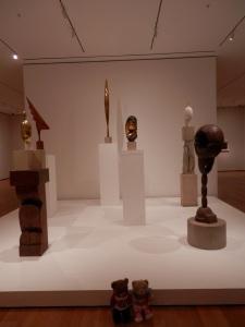 MoMA Brâncuși Collection