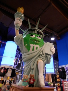 M&M Store, Times Square NYC