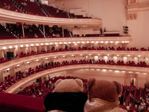 Wagner at Carnegie Hall