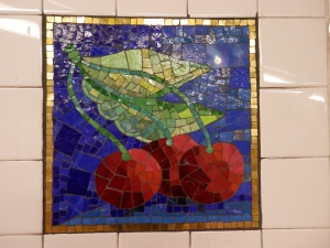 The Cherry Orchard of Delancey St Station