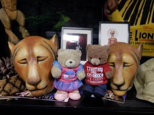 The Lion King, masks ($7000 each!)