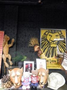 The Lion King, masks