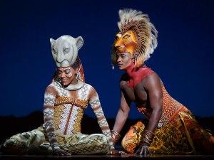 The Lion King, Nala and Simba