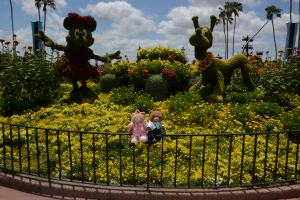 Around the World with Epcot