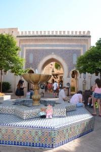 Epcot, Morocco