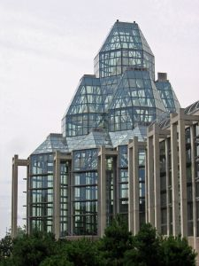 National Gallery of Canada Glass Tower
