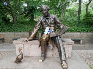 Hans Christian Andersen Statue, Central Park
