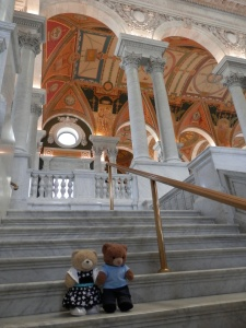 Library of Congress - Great Hall Staircase