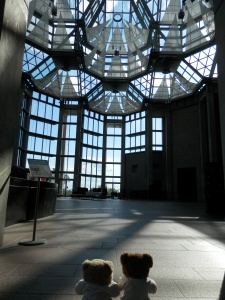 Great Hall at the National Gallery of Canada