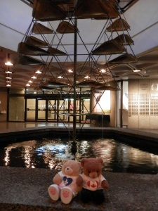 Fountain Room at the National Arts Centre