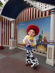 A Magical Day at Disneyland