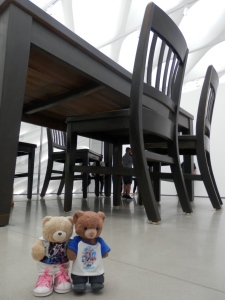 Robert Therrien, Under The Table @ The Broad