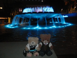 Arthur J. Will Memorial Fountain