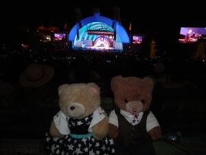 Saturday Night at the Hollywood Bowl