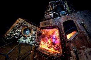 Starship Gallery - Apollo 17 Command Module