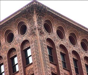 Guaranty Building (Sullivan's Prudential Building)