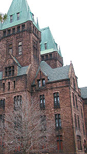 Buffalo Psychiatric Centre