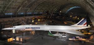 Concorde,  Boeing Aviation Hangar