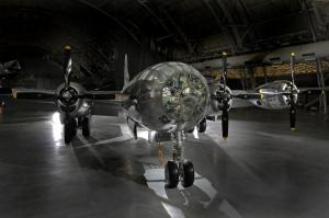 "Boeing B-29 Superfortress ""Enola Gay"", Boeing Aviation Hangar"