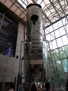 Hubble Space Telescope Structural Dynamic Test Vehicle