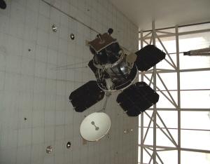 Lunar Orbiter, Engineering Mock-up
