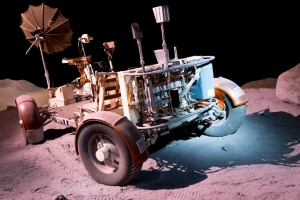 Starship Gallery - Lunar Rover Vehicle Trainer