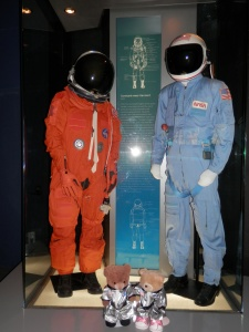 Astronaut Gallery - Launch and Entry Suit