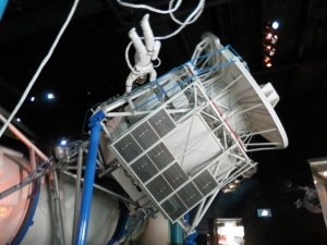 The Apollo Telescope Mount, or ATM, was a solar observatory attached to Skylab,