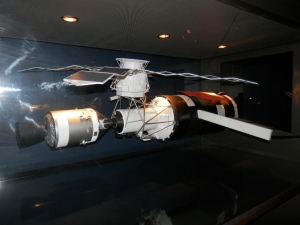 1:20 Model of Skylab - The First US Space Station