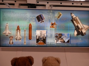 Learning all about the space shuttle orbiters