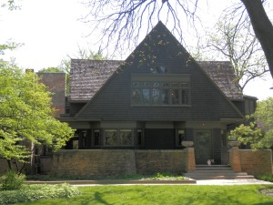 Frank Lloyd Wright Home, Oak Park