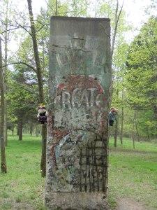 Berlin Wall Section (Reinforced concrete)