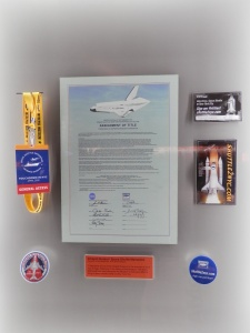 Certificate of Retirement of Space Shuttle Orbiter Enterprise (OV-101) and Assignment of Title from NASA to Intrepid Museum Foundation
