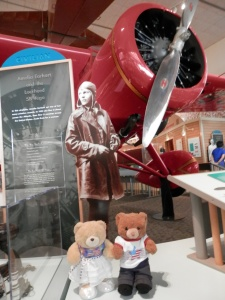 Amelia Earhart's Lockheed 5B Vega