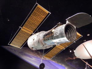 Hubble Space Telescope, 1:5 Scale Model