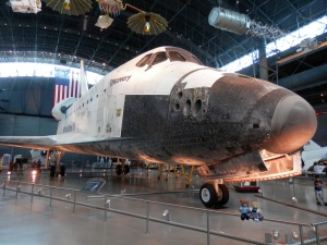 OV-103 Discovery Dates of Service: August 1984 to March 2011 Missions Flown: 39 Time is Space: 365 days Total orbits flown: 5,830