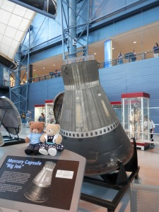 "Mercury Capsule ""Big Joe"""