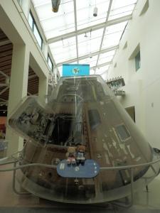 Apollo Command Module - Apollo-Soyuz Test Project (actual)
