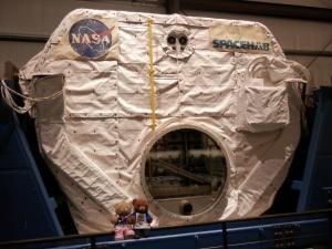 SPACEHAB Logistics Module