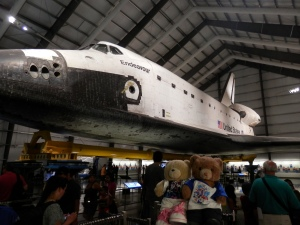 OV-105 Endeavour Dates of Service: May 1992 to June 2011 Missions flown: 25 Time is space: 299 days Total orbits flown: 4,671
