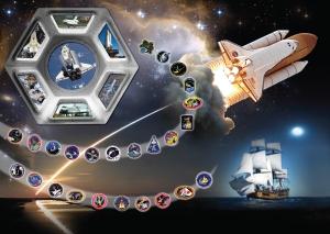 Space Shuttle Endeavour Tribute