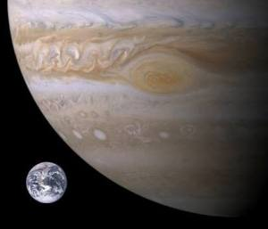 If it was 80 times more massive, Jupiter would have become a star instead of a planet.