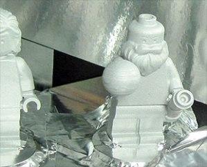 Galileo installed on the Juno spacecraft